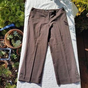 Worthington Works Capri Work Pants